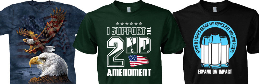 Second Amendment shirts