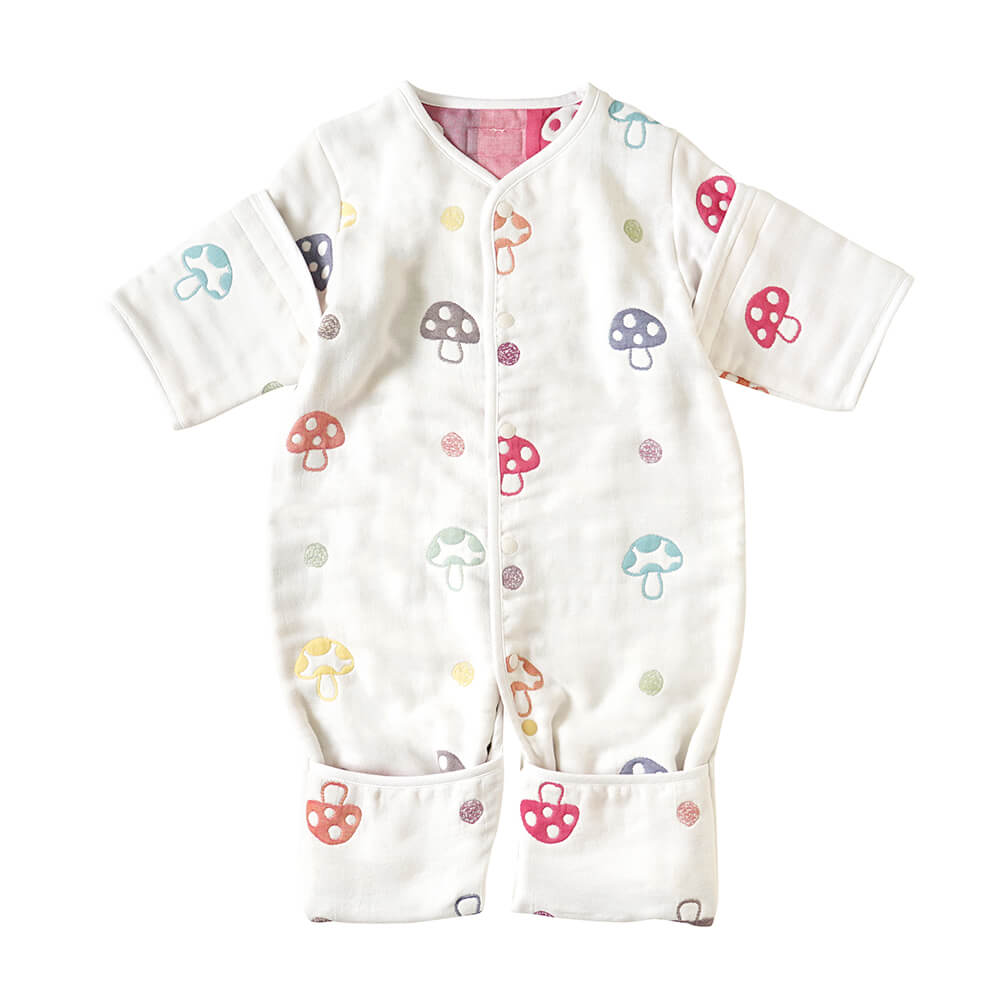 Hoppetta Champignon 6way sleep suit