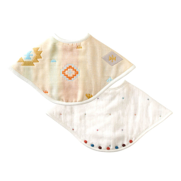BOBO Stitches+Totem 2way bib