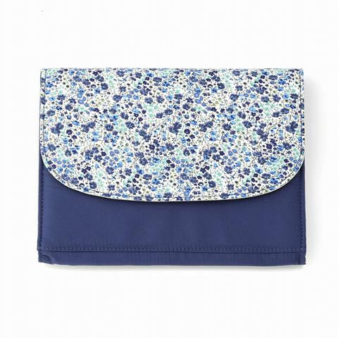 Liberty x Inujirushi baby document organiser