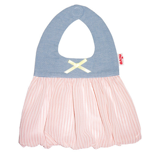 Niva bibs - candy stripes