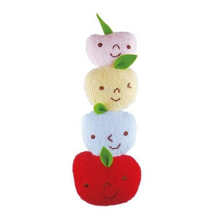 Anano Cafe rattle soft toy