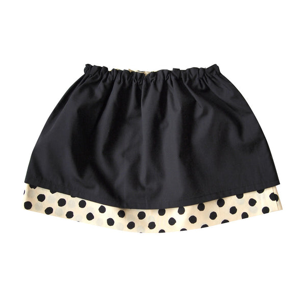 Souleiado reversible skirt