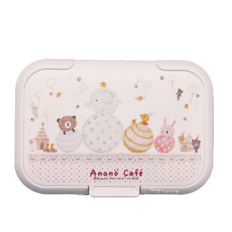 Anano Cafe plastic cover