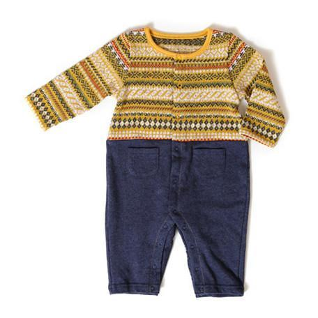 bee&beaus knit onepiece