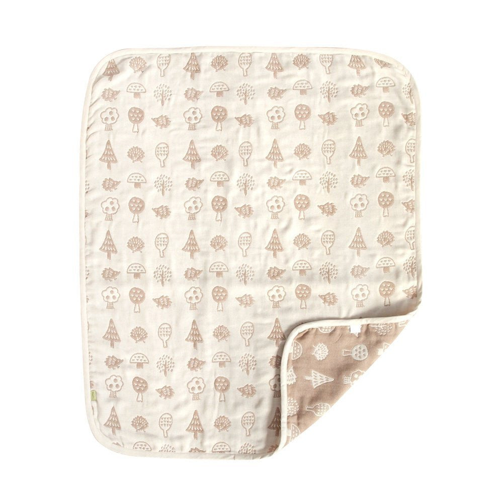 Hoppetta+ Cache-cache blanket in organic cotton
