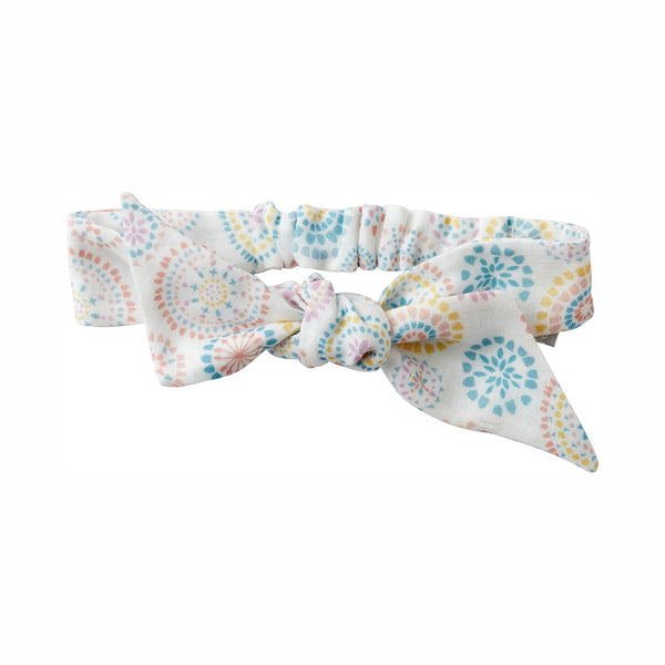 Quarter Report baby headband