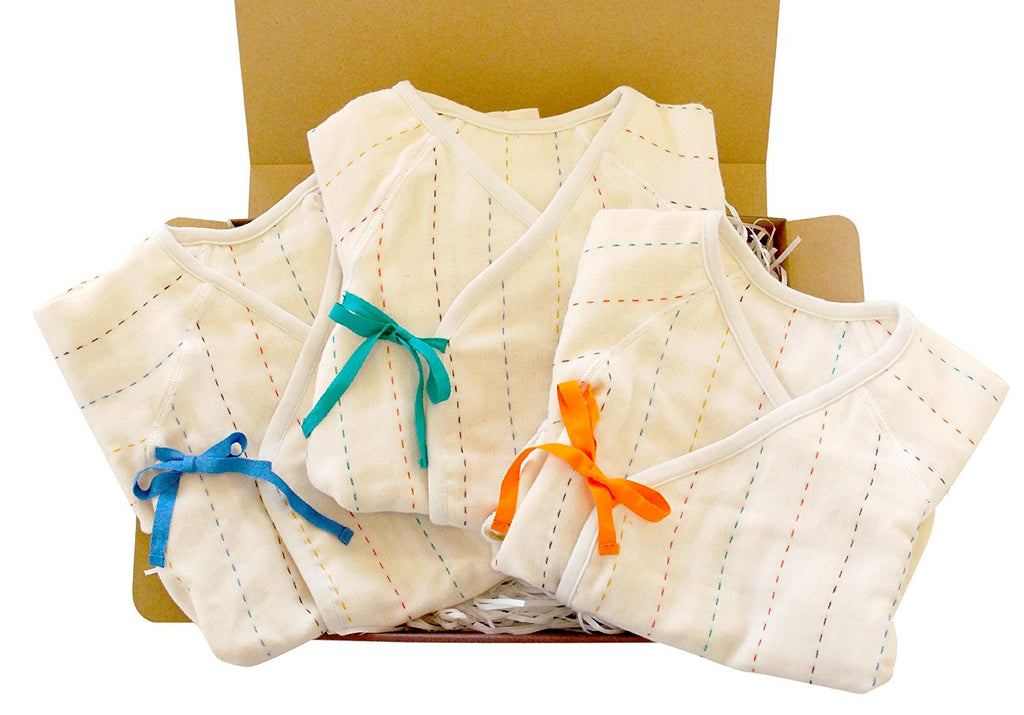 BOBO Mortar Hands bodysuit gift set