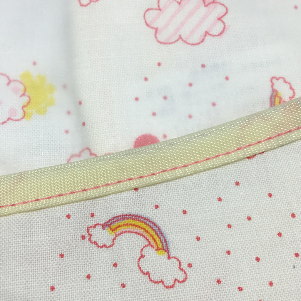Coco Walk Happy Rainbow apron