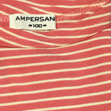 Ampersand stripy tee