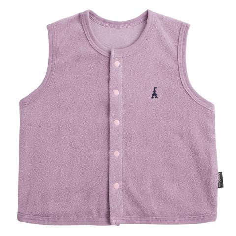 Anna Nicola cotton pile vest (warmth)