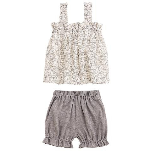 Puff Puff lace set