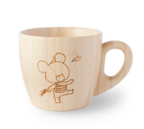 Funfam x The Bear's School bamboo tableware set
