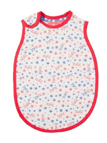X-girl star sleeping bag