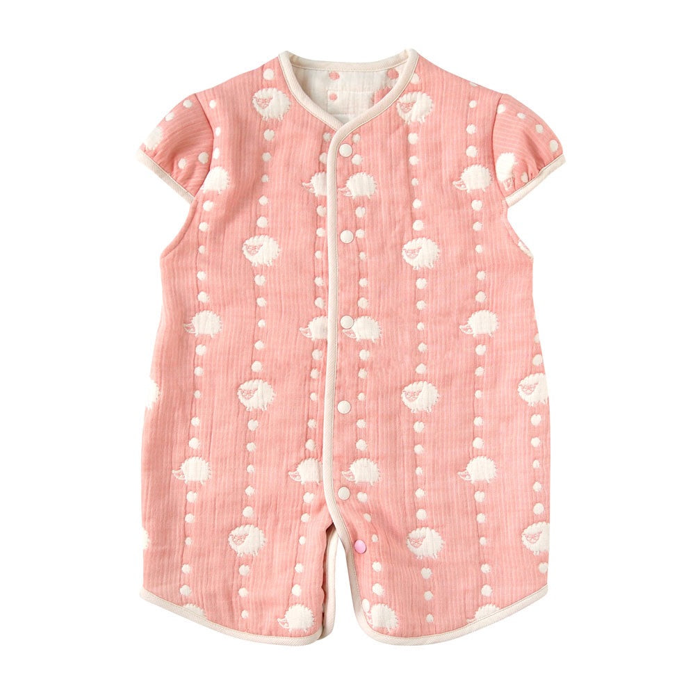 Hoppetta Animal 2way sleep suit