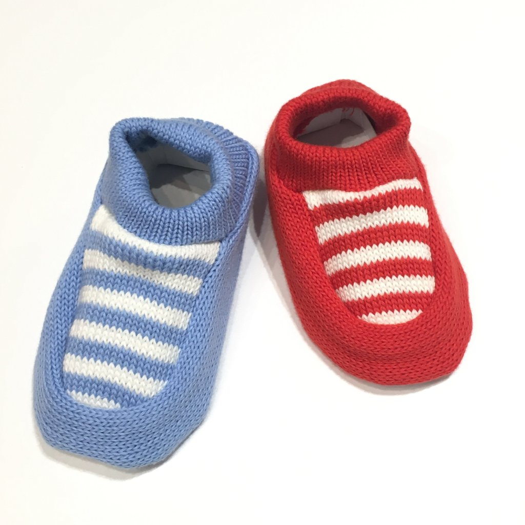 toddler knitted shoes - indoor