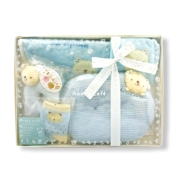 Anano Cafe Bear 5pc gift set