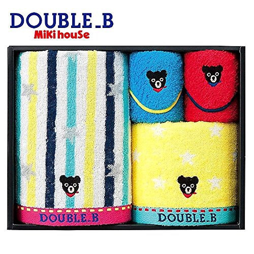 Double B x Imabari towel gift set