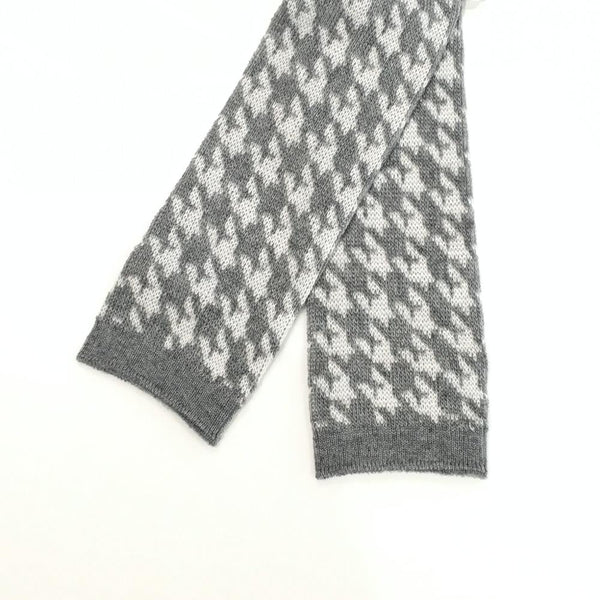 Baby Story Houndstooth leg warmers