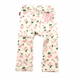 Mibu2 monkey pants FLORAL