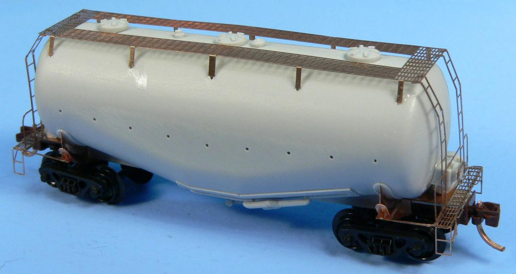 NK-18 - GATX Pressure-Flow Cement Car