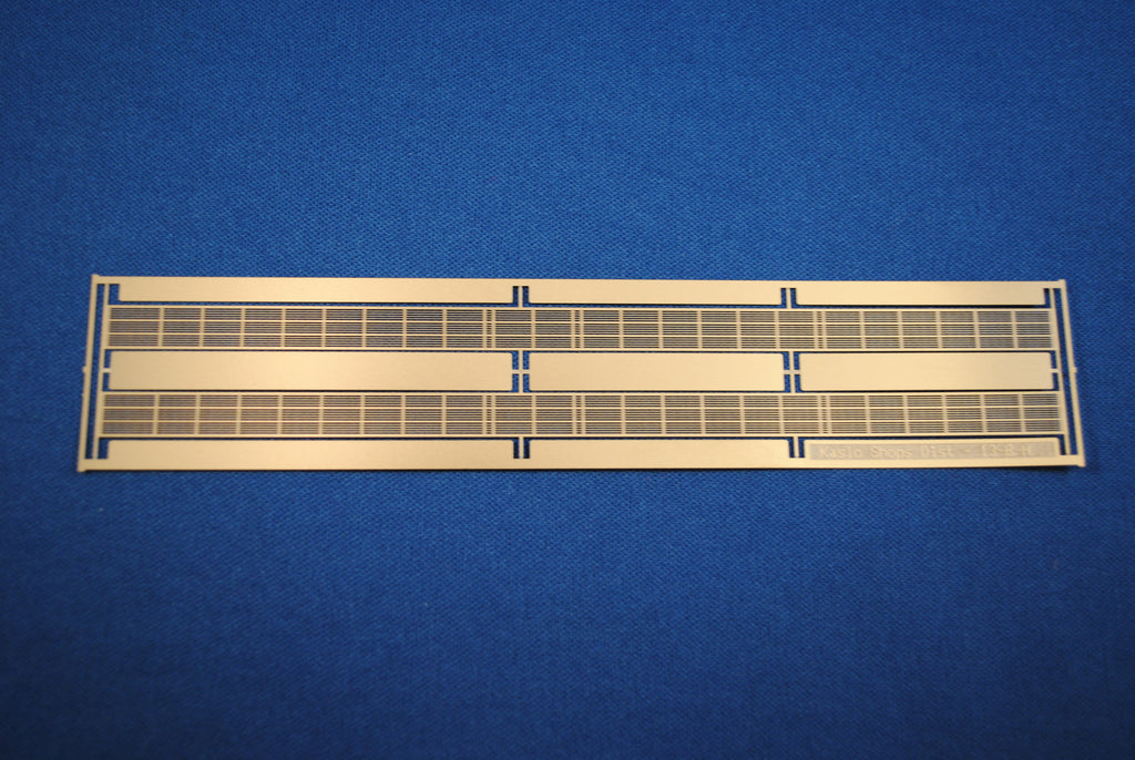 HD-34 - F7/9B Horizontal Slit Air Grille