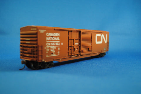 "HK-03 - CN 52'8"" Combination Plug Door Boxcar Kit"