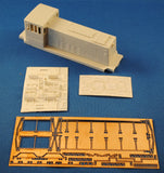 HL-03 - GE 70 Ton Switcher Body Shell - Early PGE (Fits Spectrum) Kit