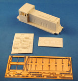 HL-04 - GE 70 Ton Switcher Body Shell -Late PGE