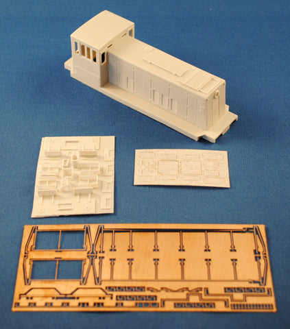 HL-05 - GE 70 Ton Switcher Body Shell -CN