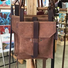 Load image into Gallery viewer, Spanish Style Leather Bag