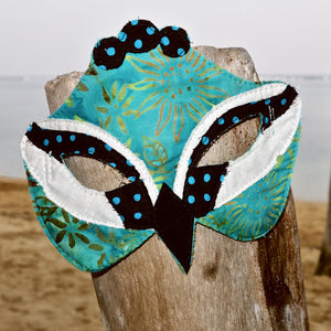 xS Peacock - mask & tail