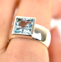 Load image into Gallery viewer, Princess cut Ring Ai134