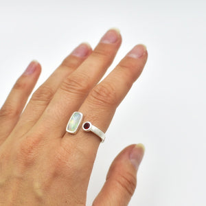 Open Band Ring Ai115