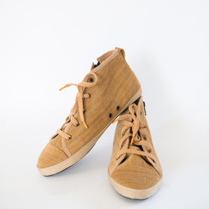 Hemp High Tops