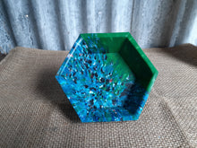 Load image into Gallery viewer, Recycled Plastic Hex Bowl Small