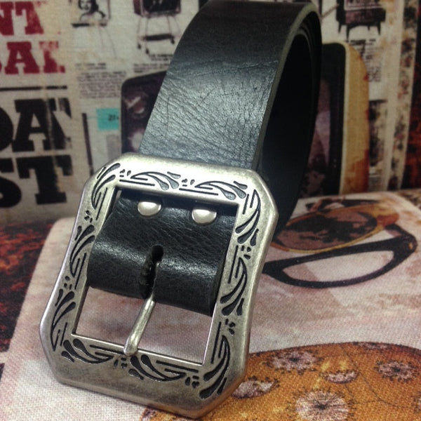 Leather Belts (Exclusive Buckles)