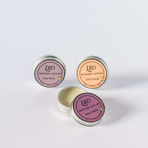 Little Brown Dog Lip Balm