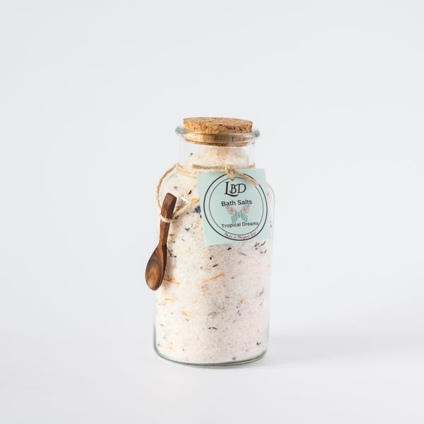 Little Brown Dog Bath Salts