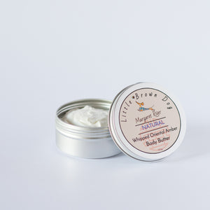 Little Brown Dog Oriental Amber Whipped Body Butter