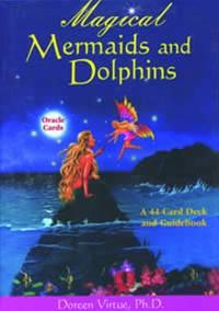 Magical, Mermaids and Dolphins Oracle Cards