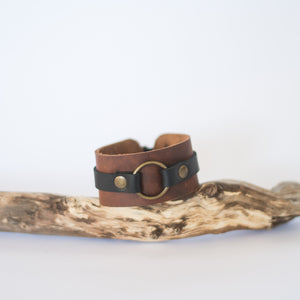 Leather Wristbands (varied)