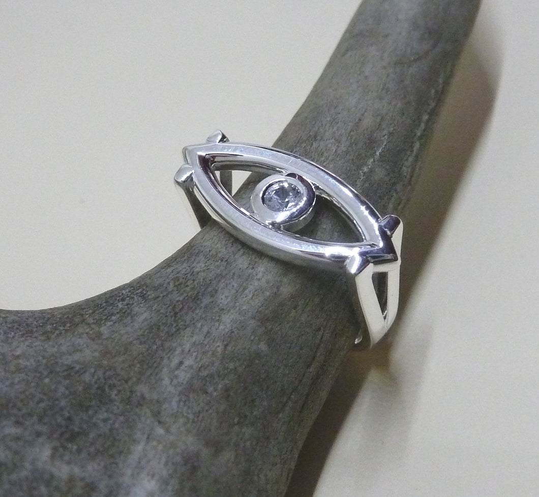 Eye Design Ring Ai112