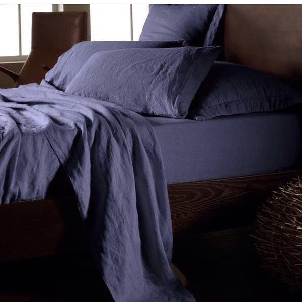 French Flax Linen Single Duvet
