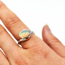 Load image into Gallery viewer, Turquoise Embrace Ring Ai146