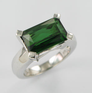 client commission, tourmaline, bespoke design