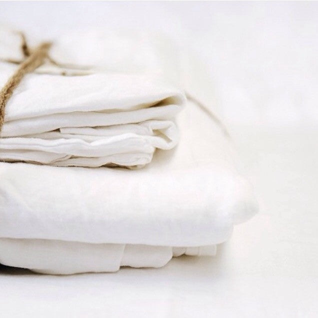 KT French Flax Linen Sheet Sets