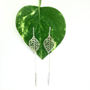Threader earrings Ai254