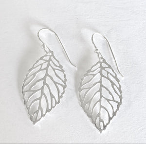 Open Leaf Earring Ai167