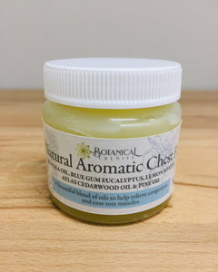 Aromatic Chest Balm